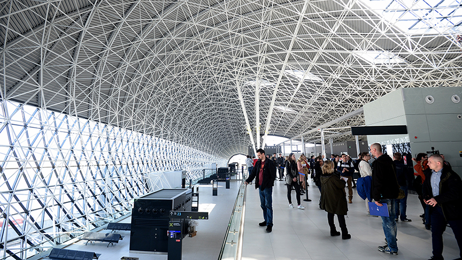 Zagreb Airport Certified As Covid Safe N1